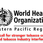 Member States call for stronger tobacco control measures to end tobacco industry interference