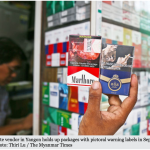 Myanmar: Graphic packaging amnesty granted for cigarettes