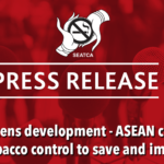 Tobacco threatens development – ASEAN countries must step-up tobacco control to save and improve lives