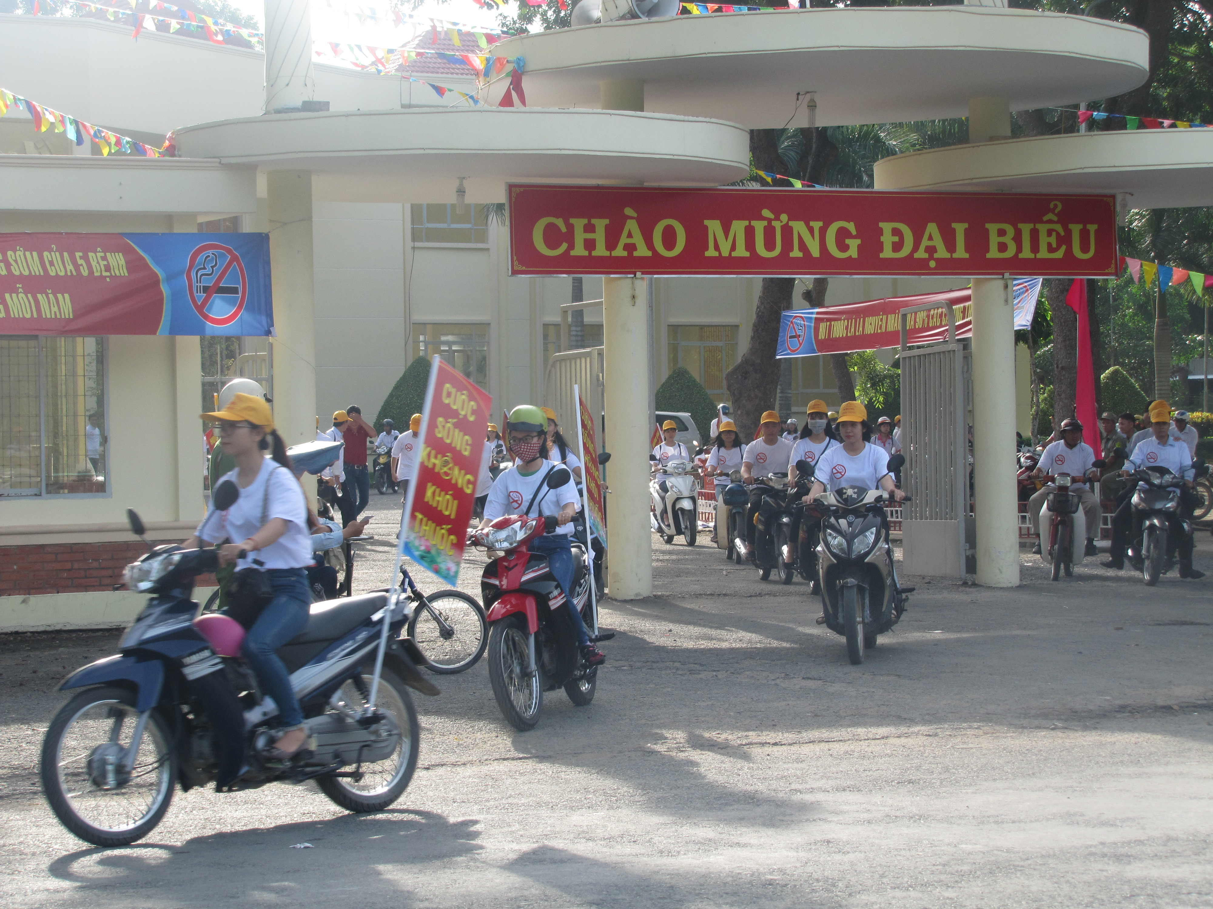 Vietnam observes Tobacco Control Week and WNTD 2017 – Southeast Asia