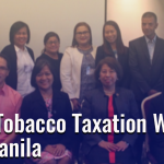 Philippines: Integrated Tobacco Taxation Workshop