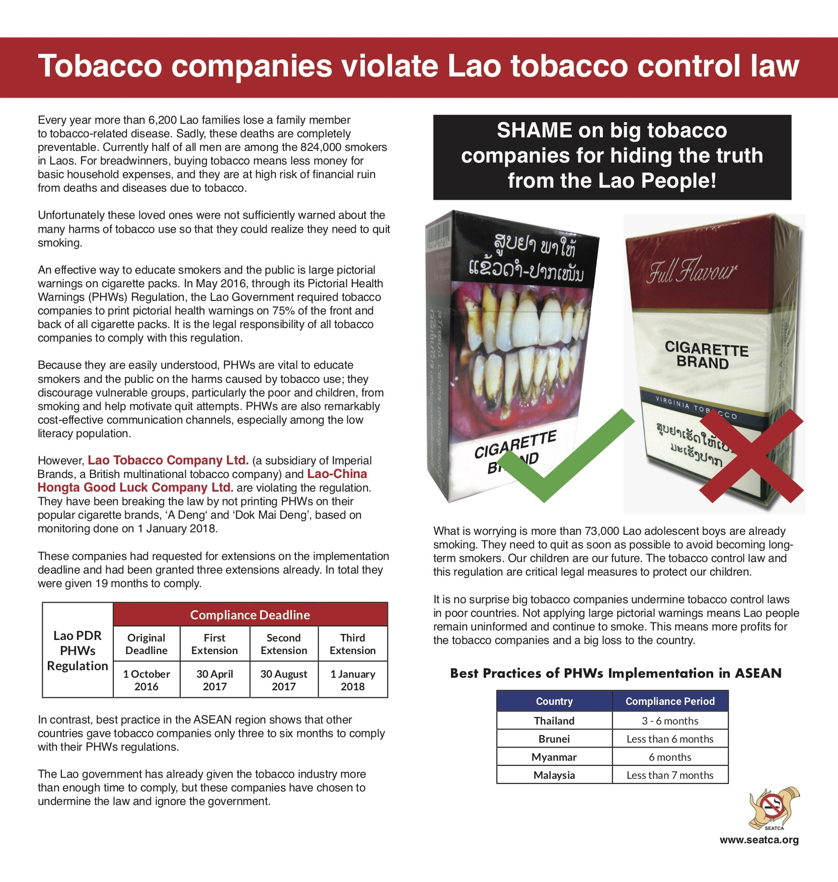 tobacco companies held responsible Should tobacco companies be held responsible for smoking related diseases discuss should tobacco companies be held responsible for smoking related diseases within the hot debates - the big fight forums, part of the management students voices ( mba,bms,mms,bmm,bba) category originally.