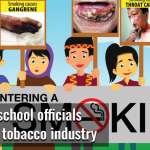 DepEd reminds school officials not to deal with tobacco industry