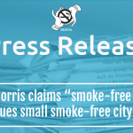 "Philip Morris claims ""smoke-free future"" but sues small smoke-free city in PH"