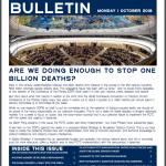 Bulletins 2018