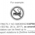 Philippines: Duterte amends nationwide smoking ban, outlaws unregistered e-cigarettes